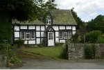 beautiful old cottage