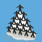 pyramidal leadership graphic CDC