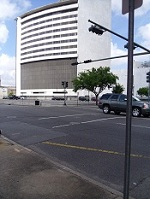 standalone office tower New Orleans