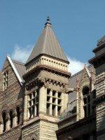 beautiful city hall tower