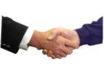 handshake not so uplifting in this case
