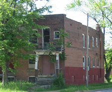 vacant building, one type of problem an existing building code addresses