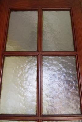 Windows with Muntins Forming a Grid
