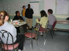 strategy meeting for neighborhood action