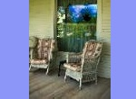 front porch as favored by new urbanist thought