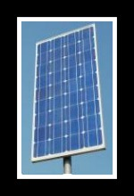 solar collector, which can feed into the smart grid