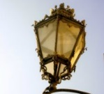 ornamental historic street light