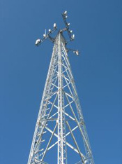 communications tower subject to zoning