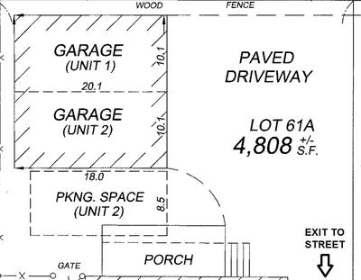 Parking and Driveway Configuration