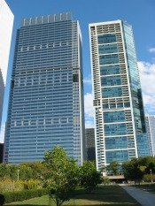 high-rise buildings requiring business retention strategy to prevent vacancy