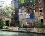 San Antonio riverwalk provides natural and architectural beauty