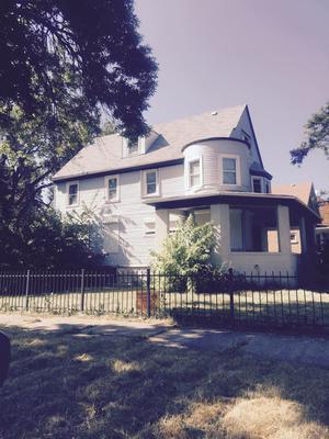 A House Named Abigail