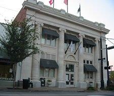 local government headquarters building