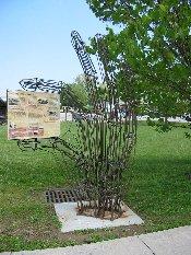Hand sculpture Berea 3